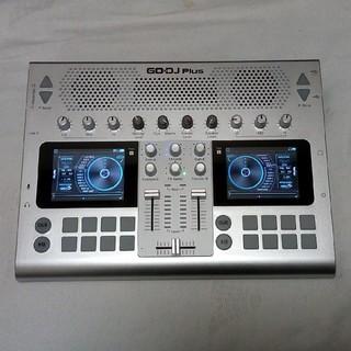 【DJコントローラー】GODJ Plus(訳あり)専用ケース・SDカード付き(DJコントローラー)