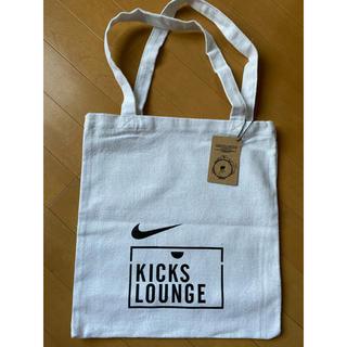 NIKE - 台湾Nike kicks loungeトートバッグ