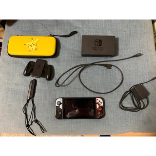 任天堂 - Nintendo Switch Joy-Con (L) ネオンブルー / (R…