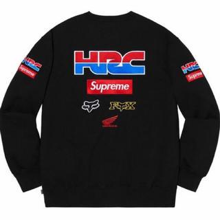 シュプリーム(Supreme)の【S】Supreme Honda Fox Racing Crewneck(スウェット)