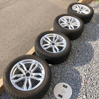 ビーエムダブリュー(BMW)の確認用 BMW スタッドレスタイヤ 245/50R18 ホイールセット(タイヤ・ホイールセット)