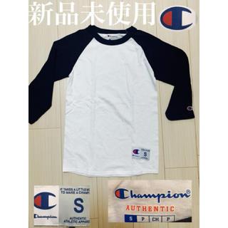 チャンピオン(Champion)のチャンピオン ラグラン  ホワイト(Tシャツ(長袖/七分))