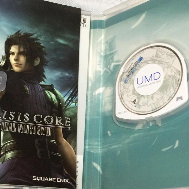 PlayStation Portable(プレイステーションポータブル)のPSP 本体 と ソフト2本 エンタメ/ホビーのゲームソフト/ゲーム機本体(携帯用ゲーム機本体)の商品写真