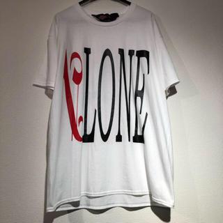 Balenciaga - vlone  palm Angeles コラボTシャツ