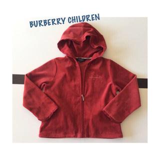 BURBERRY - BURBERRY CHILDREN⭐️ パーカー カーディガン120