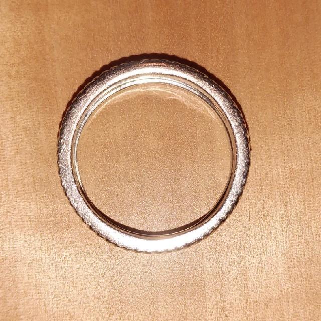 純Ptリング メンズのアクセサリー(リング(指輪))の商品写真