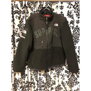 Supreme - Supreme TNF Denali Fleece Jacket Black