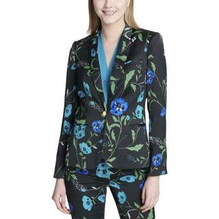 カルバンクライン(Calvin Klein)の新品 2P カルバンクライン ジャケット 花柄(テーラードジャケット)