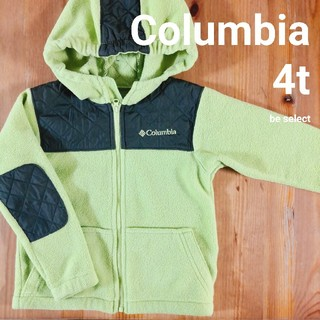 コロンビア(Columbia)の[Columbia/4t]フリースジャケット!(ジャケット/上着)