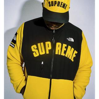 Supreme - Supreme TNF Arc Logo Denali Fleece Jacke