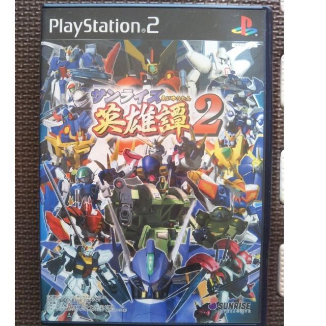 サンライズ英雄譚2(PS2)の通販 by たらちゃん's shop|ラクマ