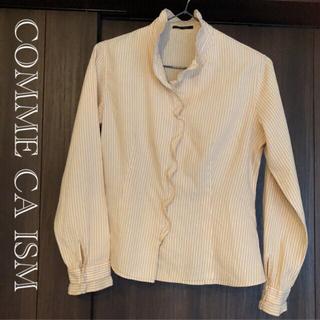 コムサイズム(COMME CA ISM)のCOMME CA ISM コムサイズム シャツ(シャツ/ブラウス(長袖/七分))
