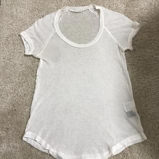 イザベルマラン(Isabel Marant)のISABEL MARANT ETORLE シアーティーシャツ 美品 XS(Tシャツ(半袖/袖なし))