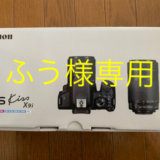 Canon - Canon x9i ダブルズームキット ブラック 2台 一眼レフ