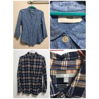 ユニクロ(UNIQLO)のUNIQLO・GUシャツ7枚セット(シャツ/ブラウス(長袖/七分))