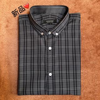 BURBERRY - ☆新品バーバリーブラックレーベル チェックシャツ3