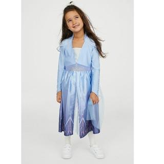 H&M - 新品タグ付き H&M アナと雪の女王 エルサ なりきりドレス コスプレ 110