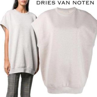 ドリスヴァンノッテン(DRIES VAN NOTEN)の<新品未使用>ドリスヴァンノッテン ラメスウェット(トレーナー/スウェット)