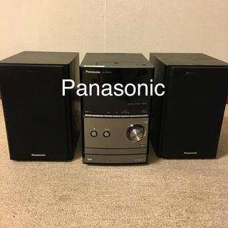 Panasonic - パナソニックCDステレオシステム✳︎CD iPod ラジオPanasonic✳︎