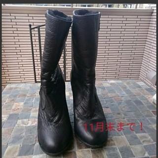 プールサイド(POOL SIDE)のpool side ショートブーツ(ブーツ)