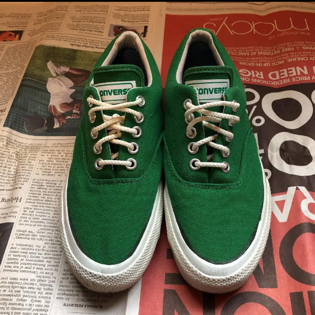 CONVERSE(コンバース)のコンバース デッキスター USA  レディースの靴/シューズ(スニーカー)の商品写真