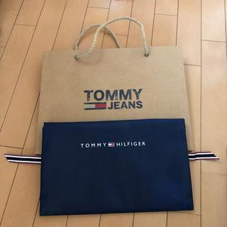 TOMMY HILFIGER - TOMMY HILFIGERショッパー3枚セット
