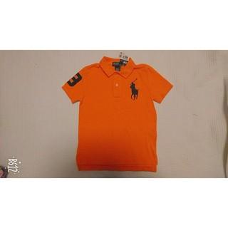 Ralph Lauren - ラルフローレン;新品タグ付き ビックポニー 半袖ポロシャツ 120㌢