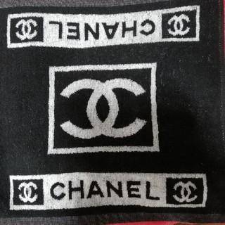 CHANEL - シャネルノベルティタオル
