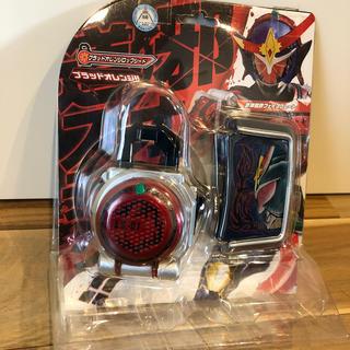 BANDAI - DX ブラッドオレンジ ロックシード 仮面ライダー 武神鎧武セット