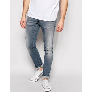 Nudie Jeans - Nudie Jeans T LONG JOHN Damaskus Steel