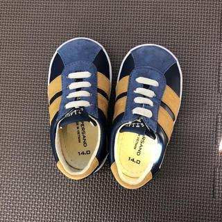 アンパサンド(ampersand)の子供靴(スニーカー)