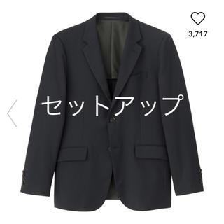 ジーユー(GU)のジーユー スーツ セットアップ 新品 XLサイズ(セットアップ)