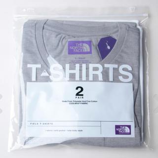 THE NORTH FACE - 定価以下‼︎ ノースフェイスパープルレーベルパックTシャツ