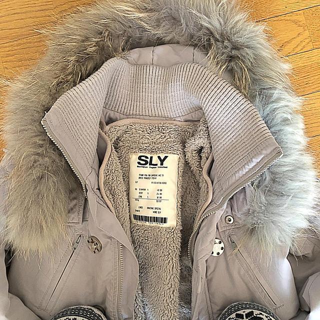 SLY(スライ)のお値下★SLY⭐️N3B アウター レディースのジャケット/アウター(モッズコート)の商品写真