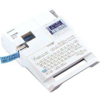 キングジム(キングジム)のキングジム ラベルライター テプラPRO SR-R680 × 5台(OA機器)