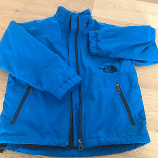 THE NORTH FACE - THE NORTH FACE ノマドジャケット キッズ ブルー