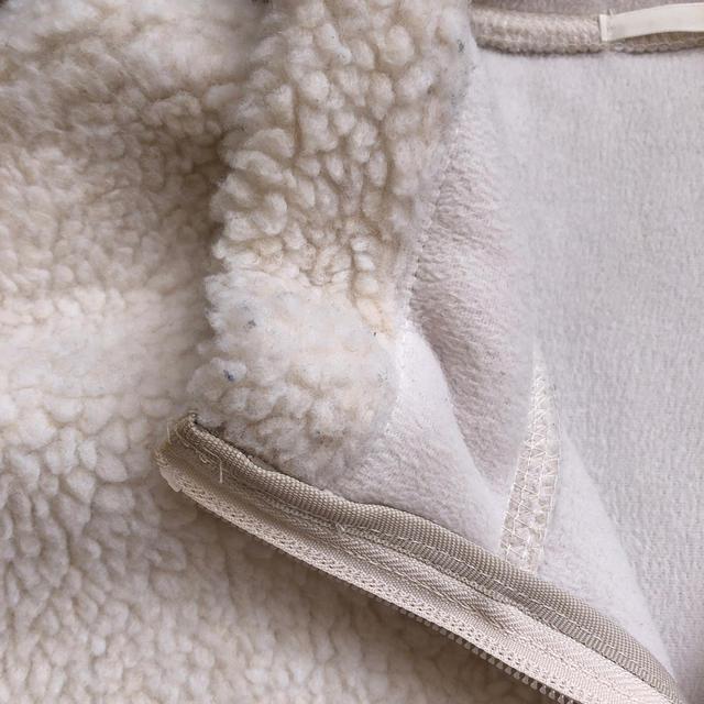 GU(ジーユー)のGUボアフリースフルジップブルゾン レディースのジャケット/アウター(ブルゾン)の商品写真