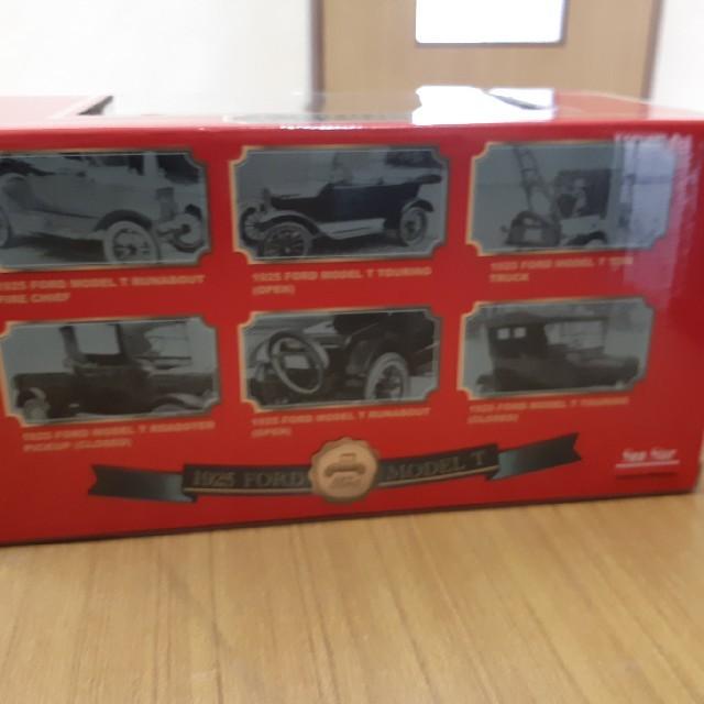 SUNSTAR(サンスター)のsunstar1925 Fordフォード ミニカー 1/24 エンタメ/ホビーのおもちゃ/ぬいぐるみ(ミニカー)の商品写真