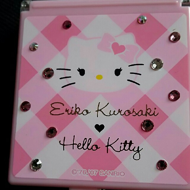 ハローキティ(ハローキティ)のHello  Kitty アクセサリーボックス インテリア/住まい/日用品のインテリア小物(小物入れ)の商品写真