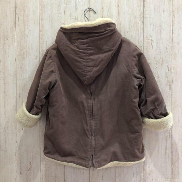 Bonpoint(ボンポワン)のmenina 小人コート Mサイズ キッズ/ベビー/マタニティのキッズ服 女の子用(90cm~)(コート)の商品写真