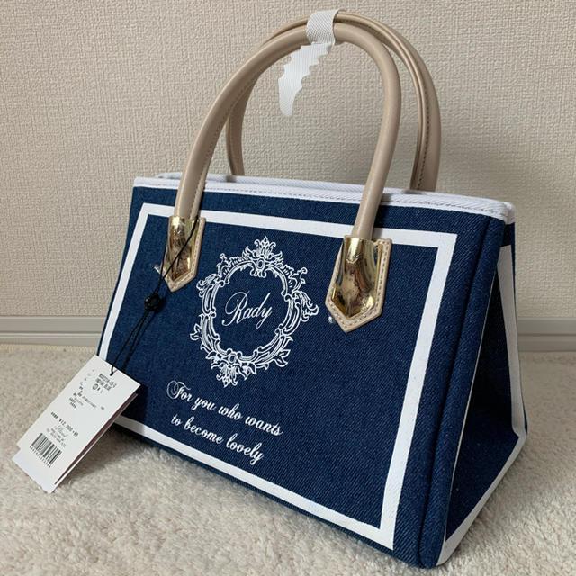 Rady(レディー)のホテルシリーズ トートバッグ レディースのバッグ(トートバッグ)の商品写真