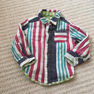 エフオーキッズ(F.O.KIDS)のリバーシブルシャツ(シャツ/カットソー)