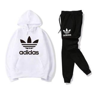adidas - アディダスセットアップ ホワイト