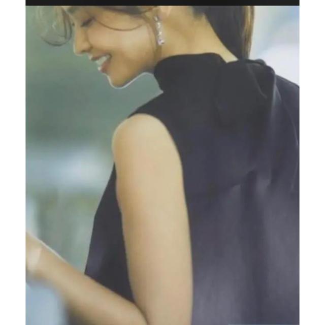 FOXEY(フォクシー)のフォクシー2019年大人気バックリボンワンピース レディースのワンピース(ひざ丈ワンピース)の商品写真