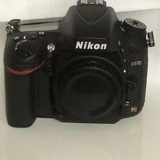 Nikon - D610 ボディ 中古