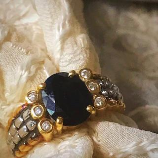 k18 &プラチナ   ダイヤ指輪✨