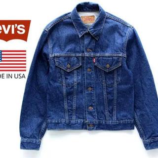 リーバイス(Levi's)のLevi's デニムジャケット 米国製(Gジャン/デニムジャケット)
