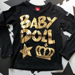 ベビードール(BABYDOLL)のBABYDOLL  130㎝ロンT(Tシャツ/カットソー)