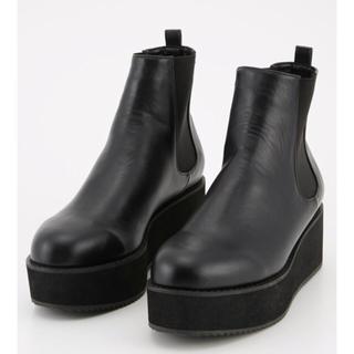 SLY - SLY 厚底ブーツ