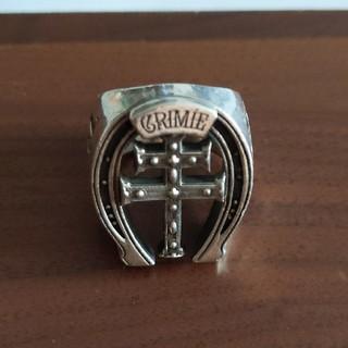 クロムハーツ(Chrome Hearts)のクライム 指輪(リング(指輪))